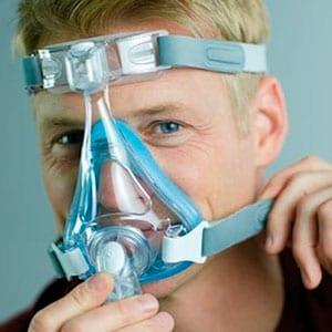 Mascarilla CPAP Philips Respironics Amara Gel Full MGM Productos Médicos
