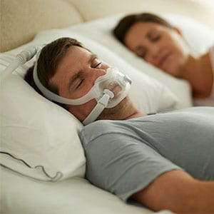 Mascarilla CPAP Philips Respironics Dreamwear Facial MGM Productos Médicos