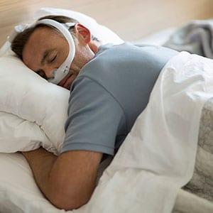 Mascarilla CPAP Philips Respironics Dreamwear Nasal Pillows Gel MGM Productos Médicos