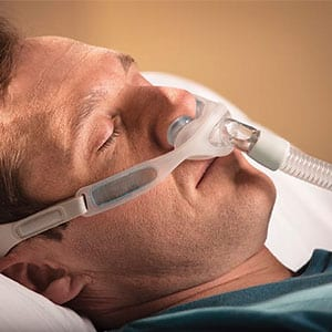 Mascarilla CPAP Philips Respironics Nuance Pro Gel MGM Productos Médicos