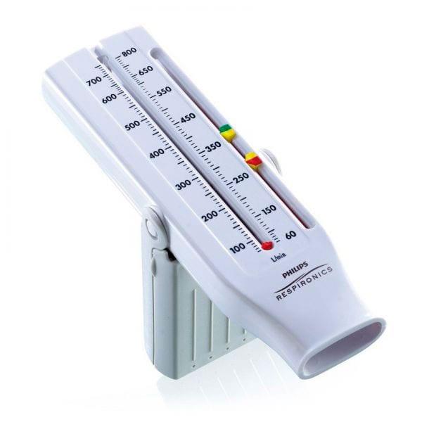 Peak Flow Meter Personal Best Full MGM Productos Médicos