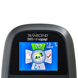 Transcend Cpap 365 Mini MGM Productos Médicos