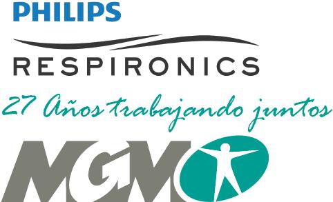 Representantes Philips Respironics MGM Productos Médicos
