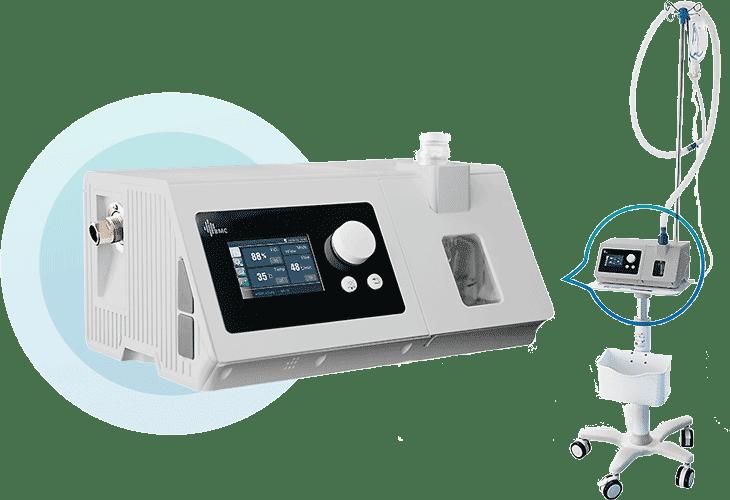 BMC H-80 Series MGM Productos Médicos