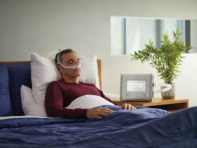 Ventilador Philips Respironics MGM Productos Médicos