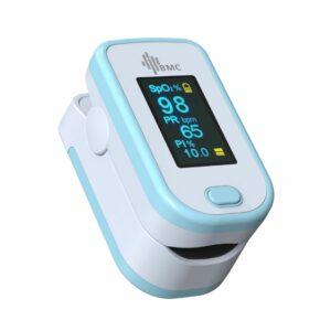 Oxímetro de Pulso Finger Tip BMC - MGM Productos Médicos